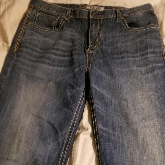 BKE Other - Men's medium wash BKE jeans